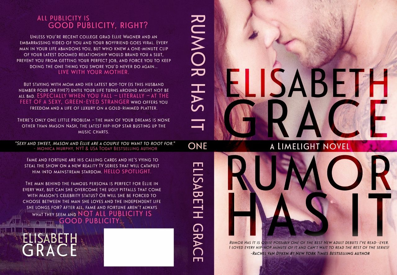 22 Best Romance Novel: Rumor Has It (Limelight #1) images   Rumor has it,  Contemporary romance novels, Teaser