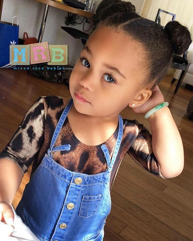 African American Caucasian American Baby Baby Hairstyles