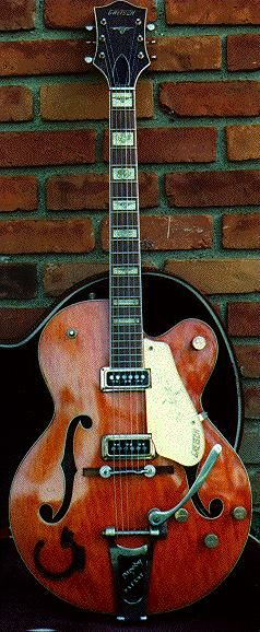 56 Gretch - Don't we all wish we could have this Axe!