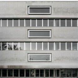 e2a eckert eckert . Campus Moos School Center . Rüschlikon (1)