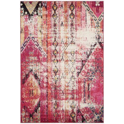 Am Heissesten Bildschirm Teppich Altrosa Stil Arbeit Bungalow Rose Alfred Tibetan Pink Area Rug Rug Size Altrosa Arbeit Bildschirm Hei Benuta Benuta Teppich Und Vintage Teppiche