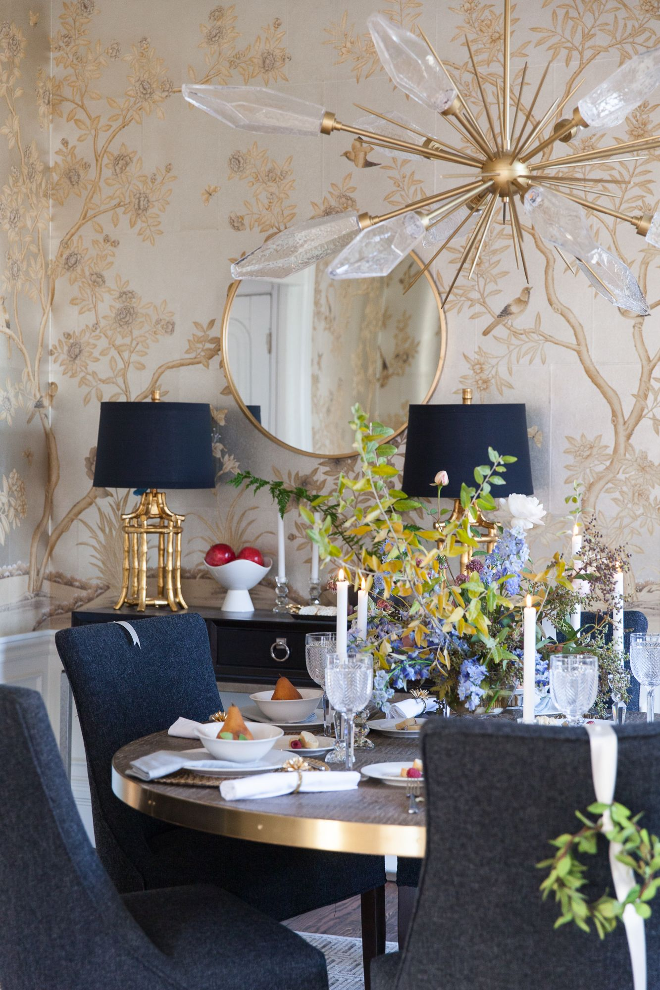Win This House Dining Room Reveal
