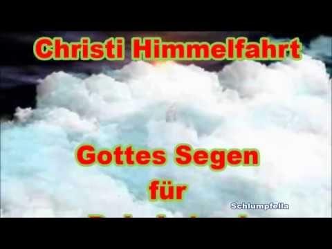 Christi Himmelfahrtgottes Segen Für Dein Lebenschönen