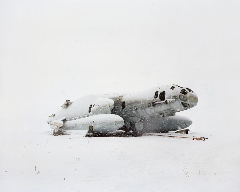 """""""Restricted Areas"""": Post-nuclear World In Photos By Danila Tkachenko"""