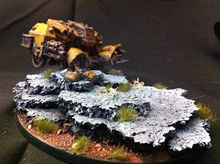 Fancy Bases Made Easy | with cork - Wargames, Warhammer