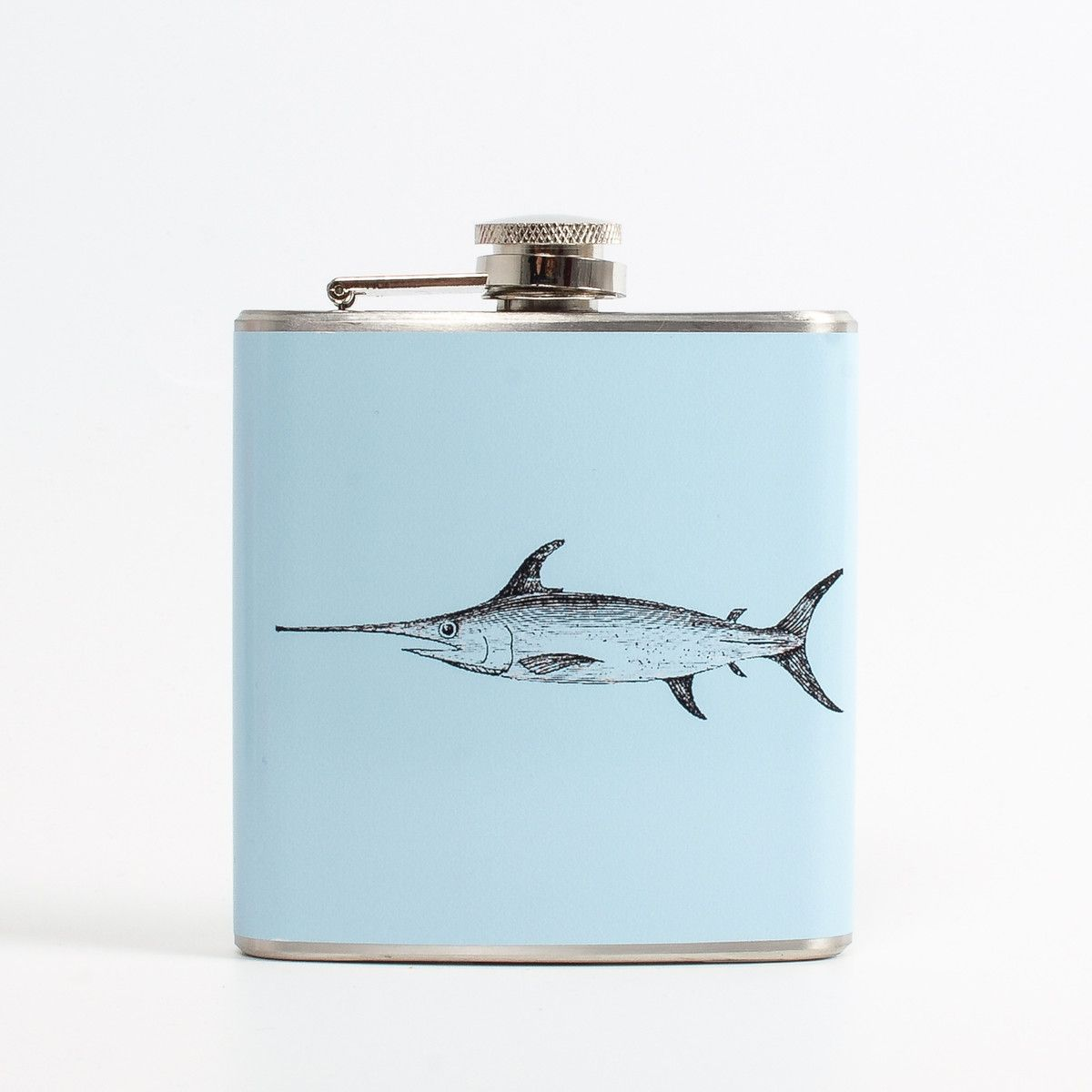 Fab.com | Marlin Flask Blue