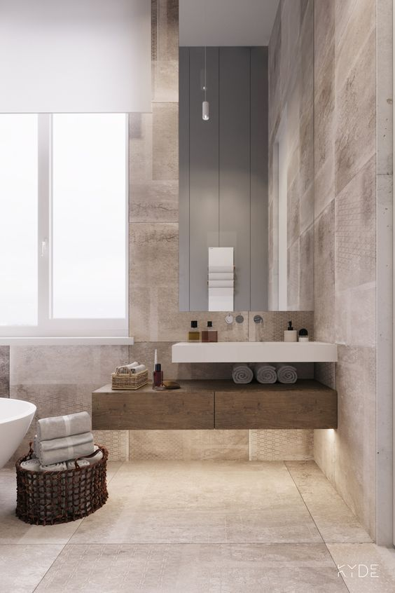 Luxe badkamer interieur | Bathroom laundry, Cosy and Toilet