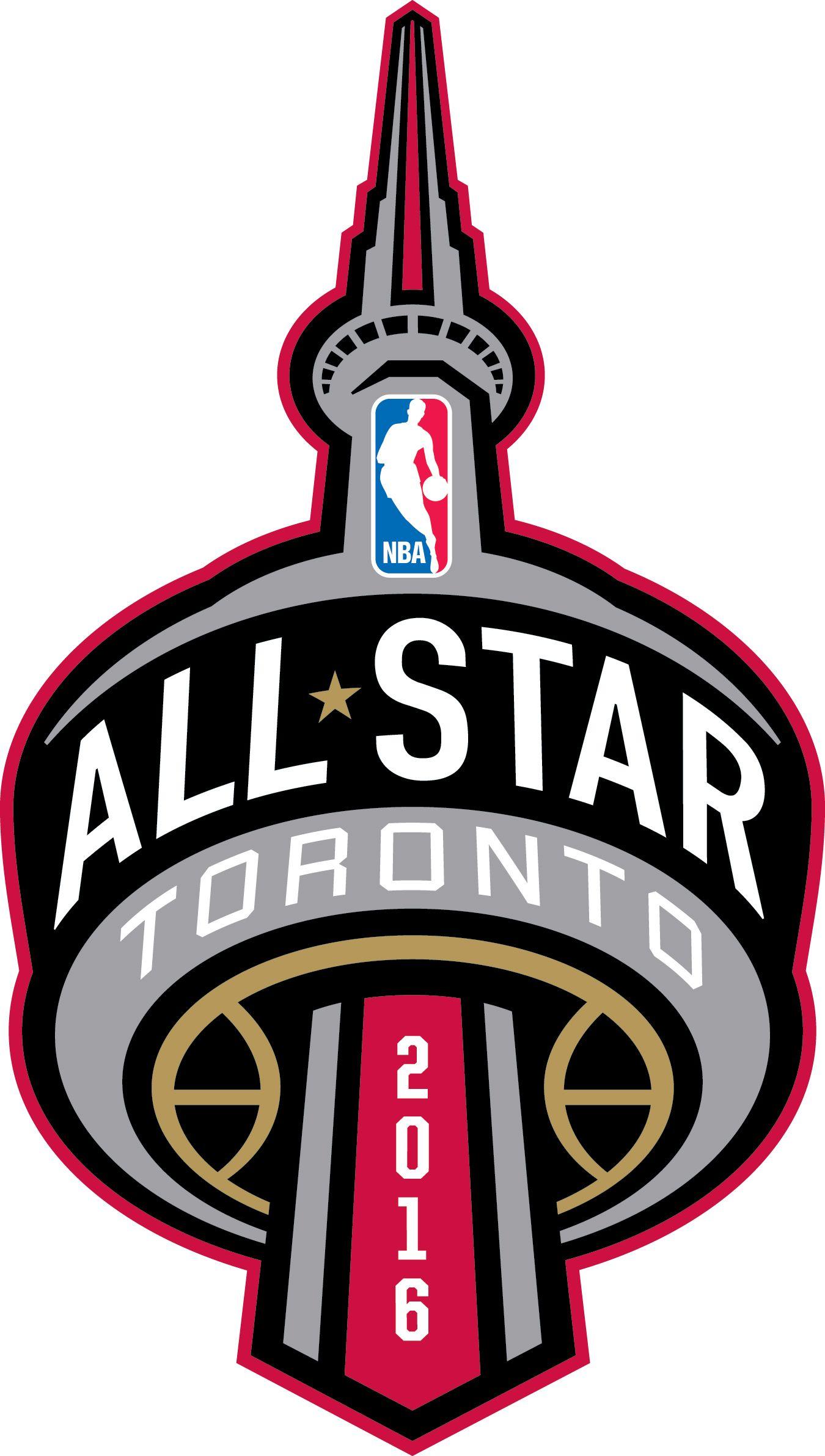 NBA AllStar 2016 Nba, Nba logo