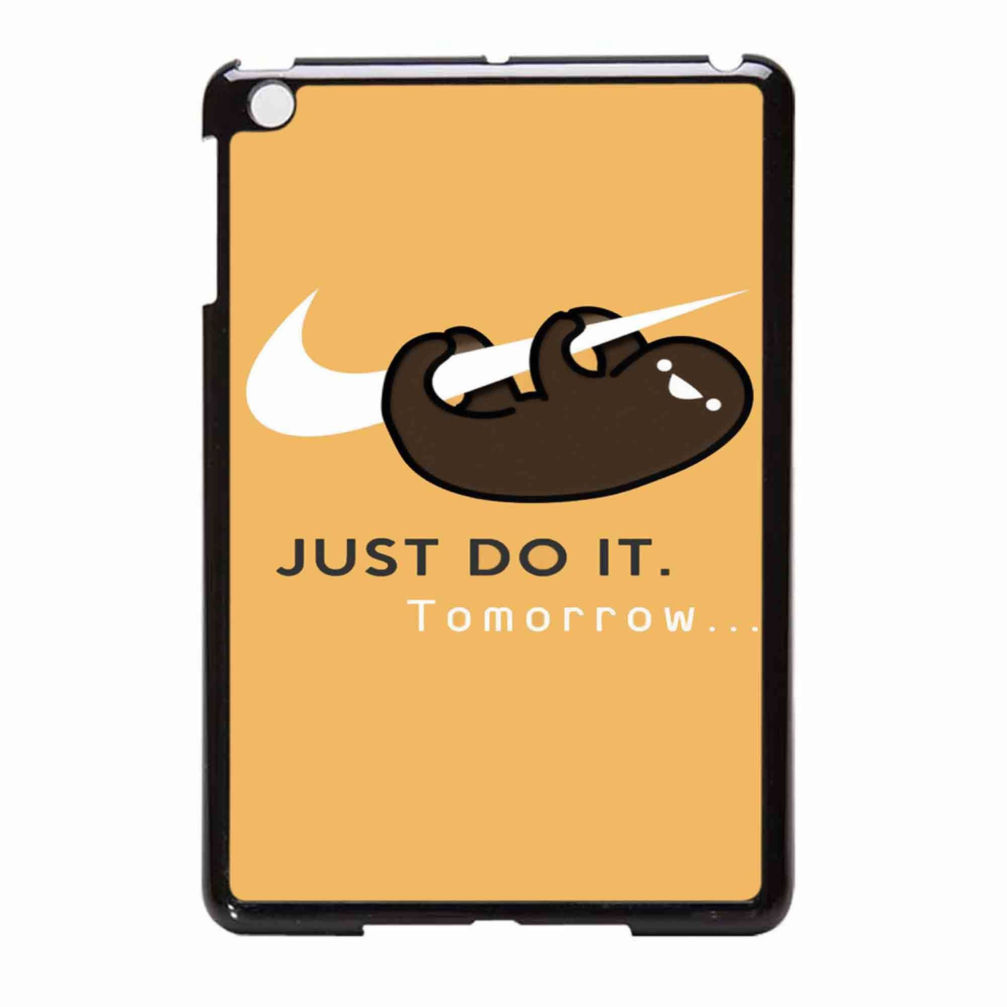 sloth just do it