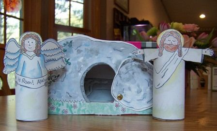 empty tomb craft