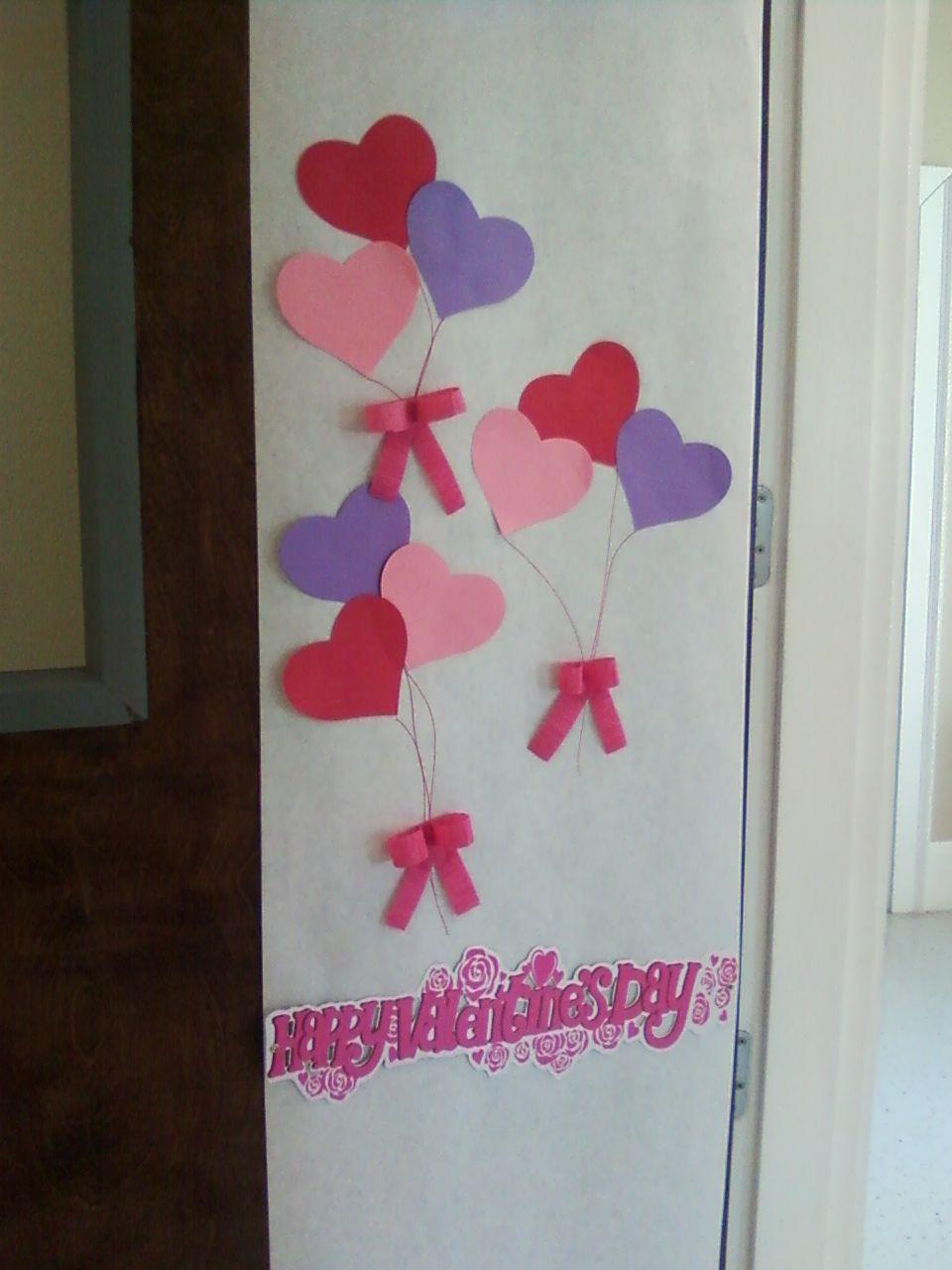 valentine's day classroom door decorations ideas