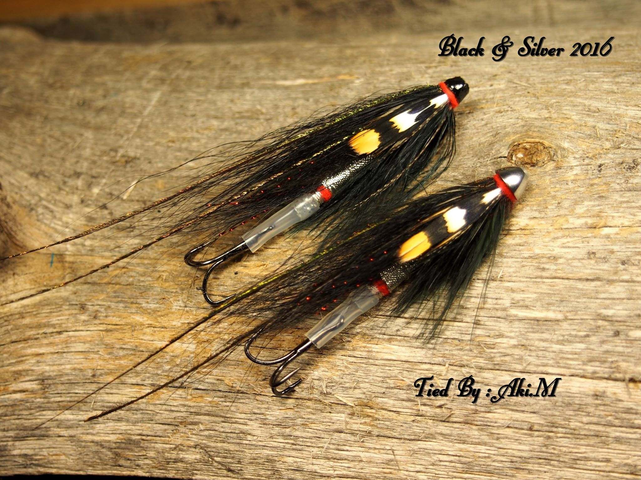 By Aki Moilanen Salmon Flies Fly Tying Patterns Fly Fishing