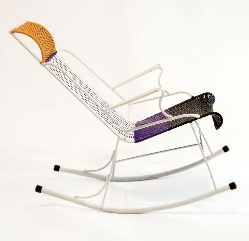 Love this rocking chair.