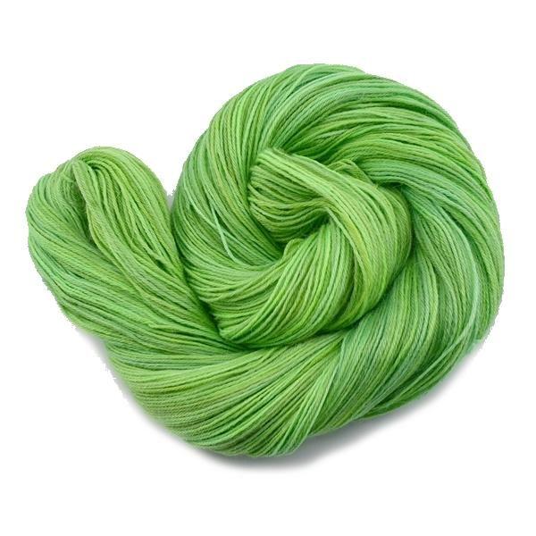 Fluro Green Mix Hand Dyed 4 ply Alpaca Yarn | Shop Wool Online