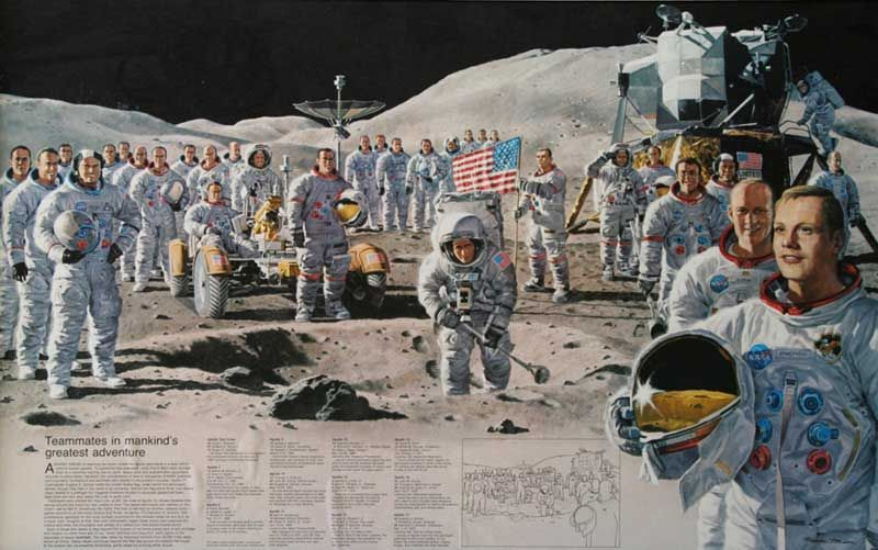 The last two quality prints available painting - Natl Geo ...