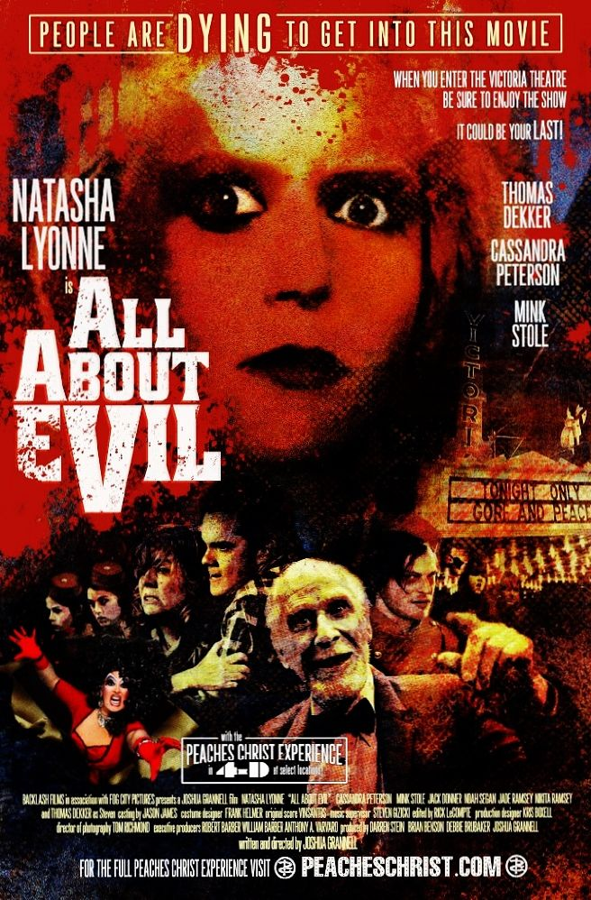 All About Evil 2010 Filmes