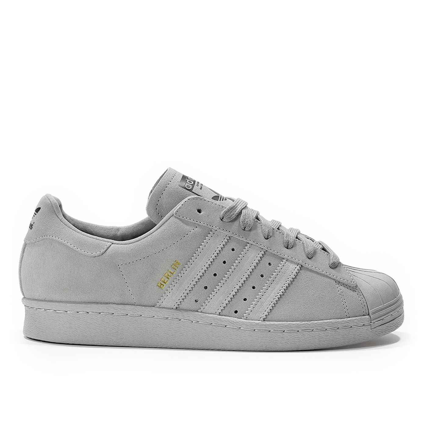 adidas Superstar 80s City Series 'Berlin' Grau UEBERVART