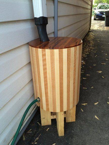 Rain Barrel Cover Rain Barrel Rain Barrel Stand Rain Barrels Diy