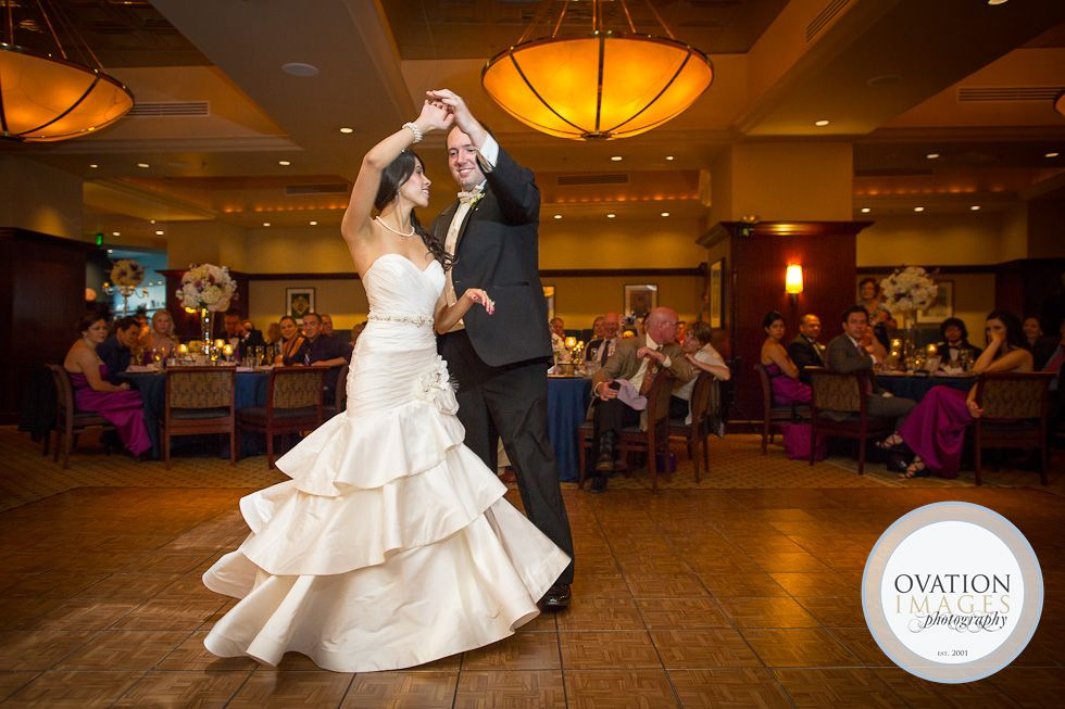 Pnc Park Lexus Club First Dance Pittsburgh Wedding Photography Ovation Images