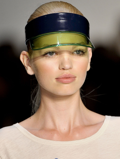 Accountant Visor HIGH FASHION - may have to get myself one of these ... ca8c9311432