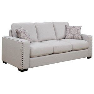 Coaster Sofas   Find A Local Furniture Store With Coaster Fine Furniture  Sofas | Coaster Furniture | Pinterest | Nailhead Trim