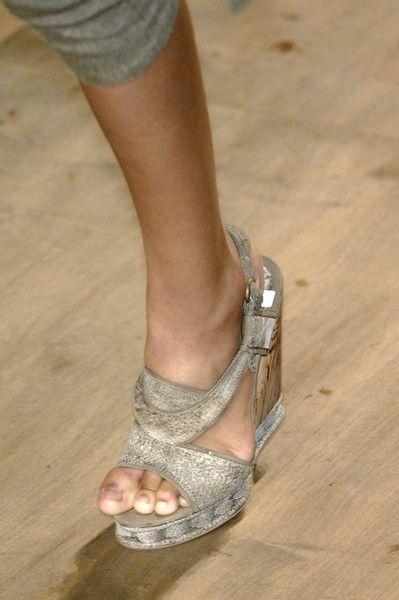 Donna Karan at New York Spring 2007 (Details)