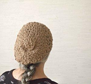 Hello, Fall! Crochet Hat Pattern