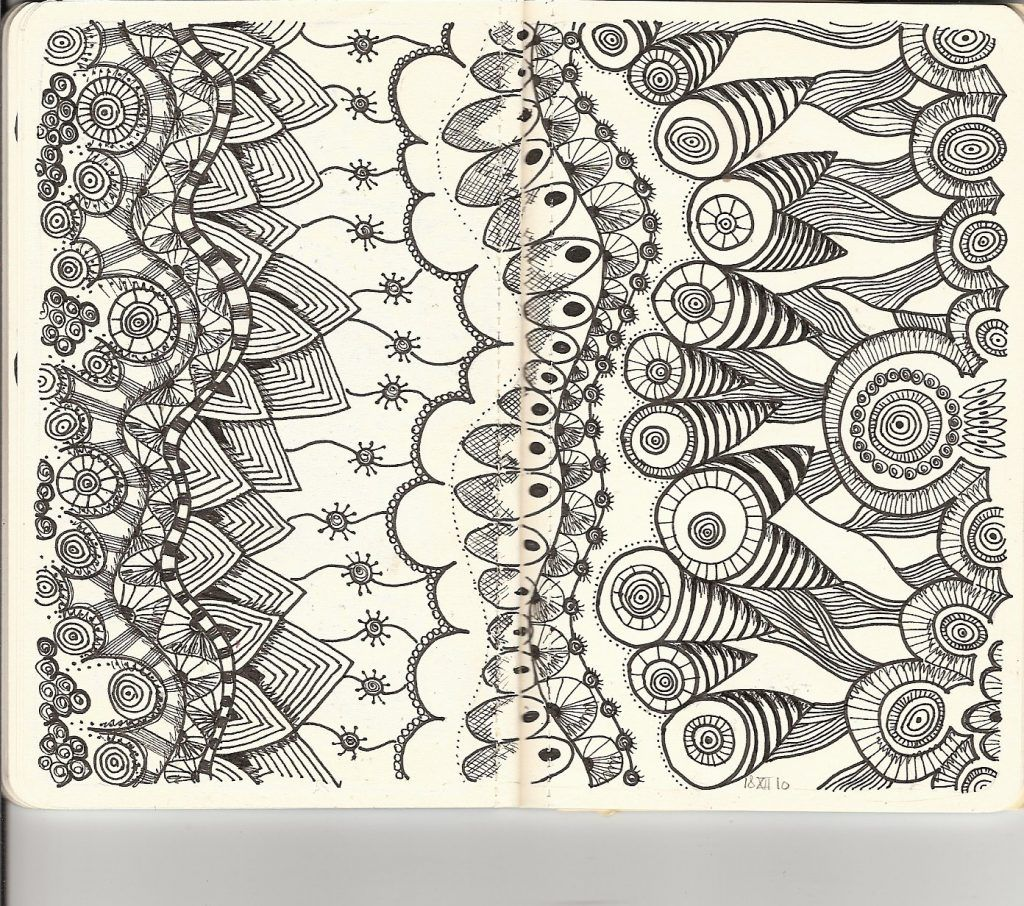 Free printable zentangle coloring pages for adults - Free Printable Zentangle Coloring Pages For Adults