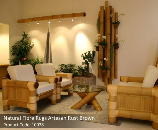Charmant Bamboo Furniture For Living Rooms