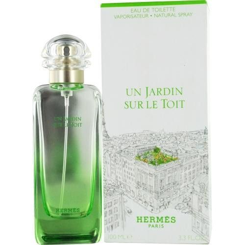 Un Jardin Sur Le Toit By Hermes Edt Spray 3 4 Oz Online Perfume