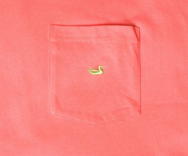 Southern Marsh Collection — Southern Marsh SouthernClassics Embroidered Pocket Tee