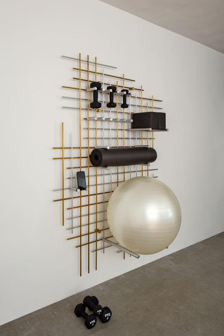 Up Your Home Gym Game avec la collection Athletic x Luxury Gym de HIGASHIFUSHIMI…