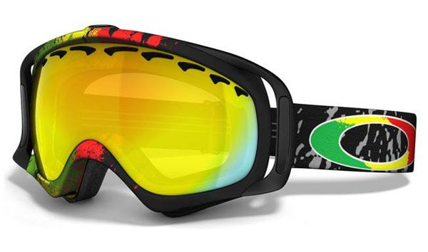 oakley ski goggles crowbar  103.99 Tanner Hall - Oakley Crowbar Ski Goggles - Tanner Hall ...