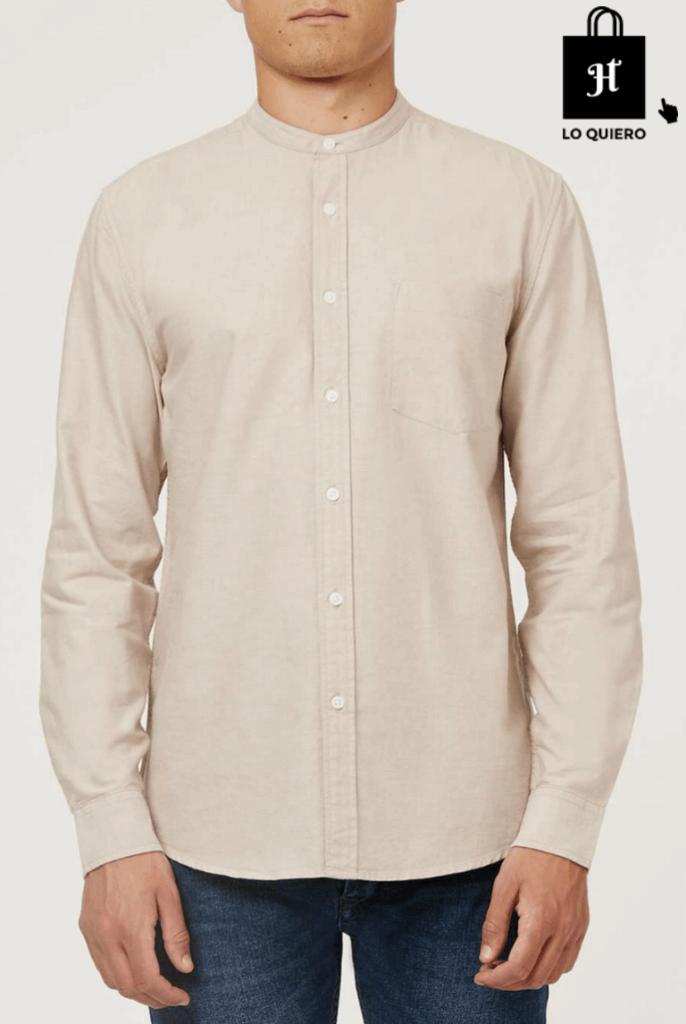 Cuello Mao para Hombre | Tendencias moda masculina
