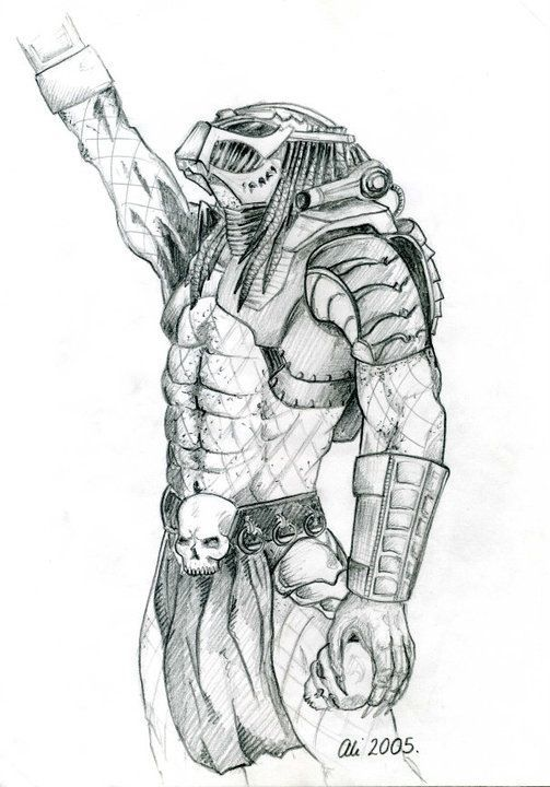 Pin by Emily Mujica on depredador | Pinterest | Predator, Aliens and ...