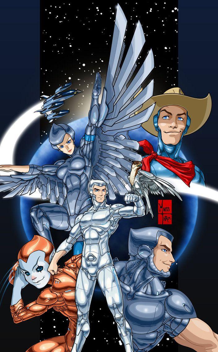 Alcones Galacticos Dibujos Animados Clasicos Comics Y Dibujos Animados Dibujos Animados Personajes