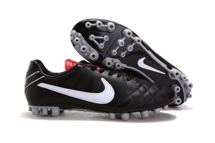 2014 Nike Tiempo Legend IV Elite AG Black-Challenge Red-MetallCool Grey  Football Shoes For SaleFootball Boots For Sale