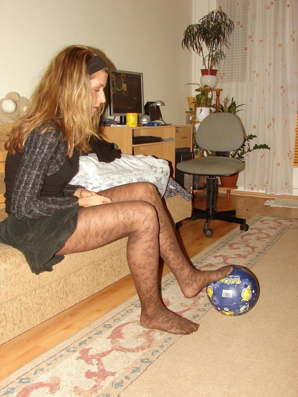 Apologise, but, Sexy amateur milf stockings excellent