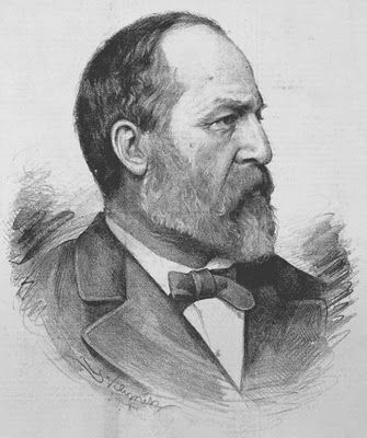 A brave man is a man who dares to look the devil in the face and tell him he is a devil.  ~ James A. Garfield