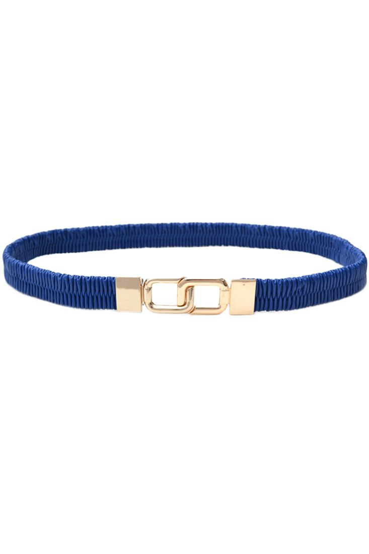 All-Matching Solid Woman Waist Belt - OASAP.com