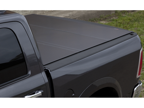 Lomax Hard Tri Fold Bed Cover Truck Bed Tonneau Cover Tailgate Accessories
