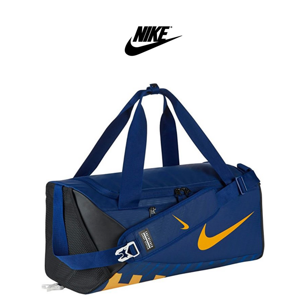 c7a2230db3e Nike Alpha Adapt Crossbody Duffel Bag   Deep Royal Blue University Gold    Click for More