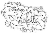 Dibujos Para Colorear Violetta Dibujos Para Imprimir En 2019