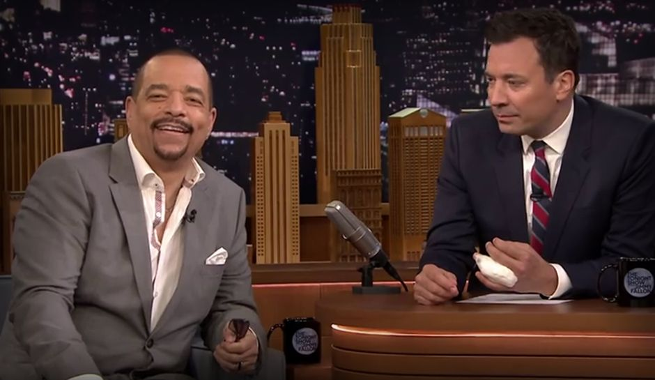 Ice T appeared on Jimmy Fallon recently to give X-rated voices to popular cartoon characters. Meanwhile, his wife Coco is pregnant but fans don't believe her.