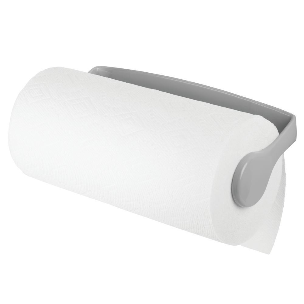 Wall Mount Under Cabinet Plastic Paper Towel Holder In 2020