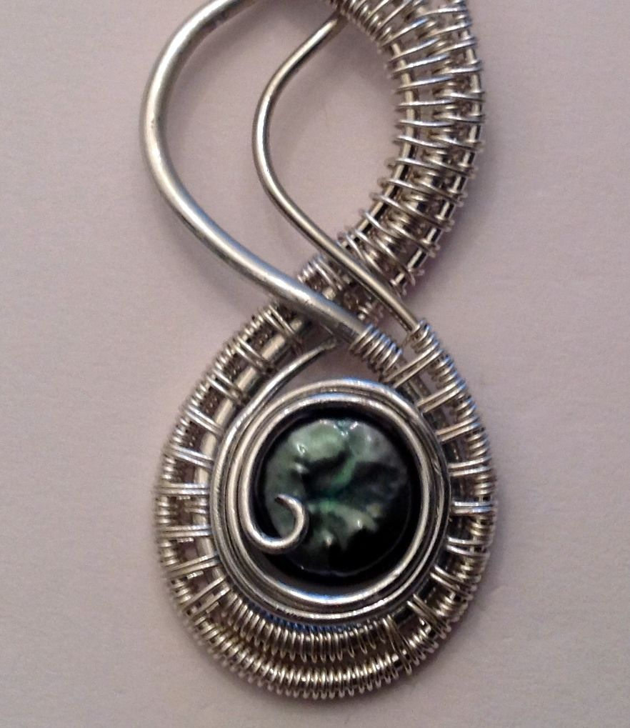 wire weaving jewelry | ... Wire Wrapped Beaded and Gemstone Jewelry ...