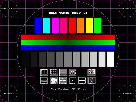 Display Test Chart Television And Film Post Production Pinterest