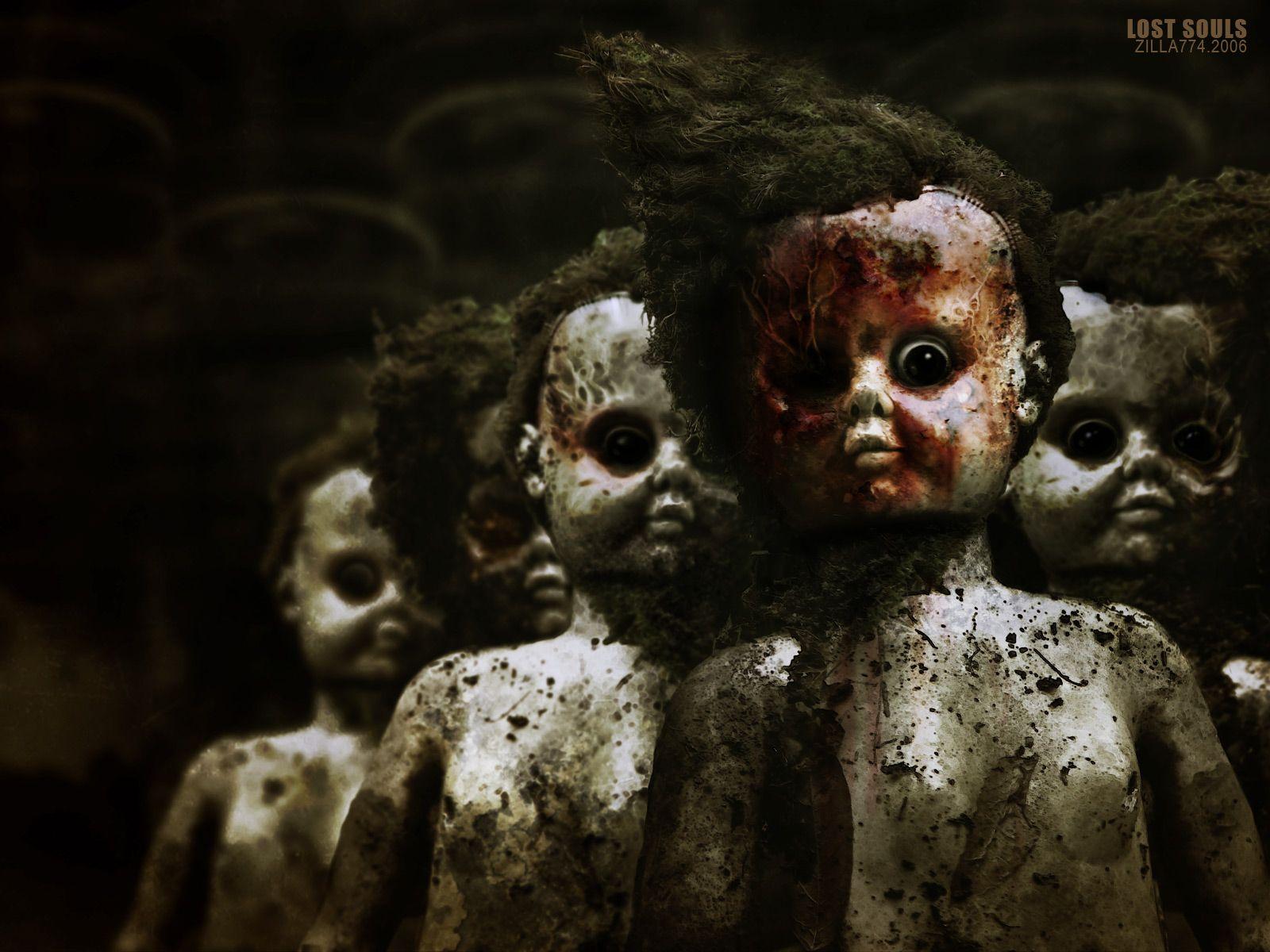 Wallpaper Horror Animaatjes 3 Jpg 1 600 1 200 Pixels With Images