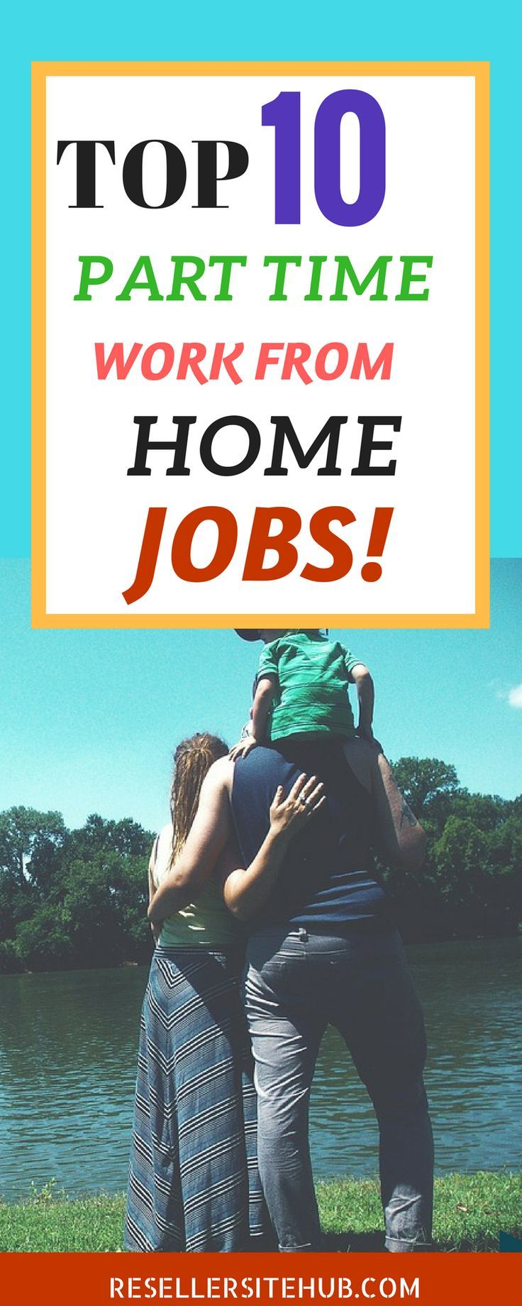 10 companies offering part time work at home jobs work