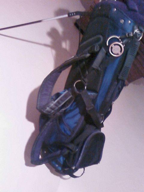 #Callaway Golf Bag, Black Nylon,... http://golfdriverreviews.mobi/traffic8417/